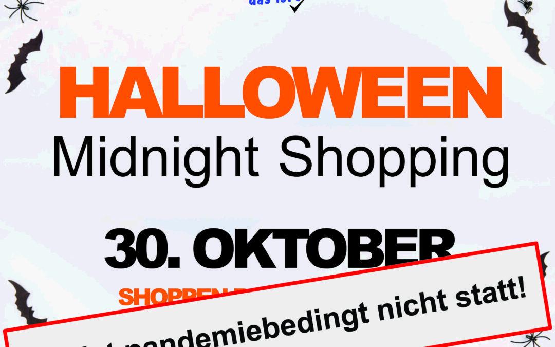 Halloween Midnight-Shopping 2021