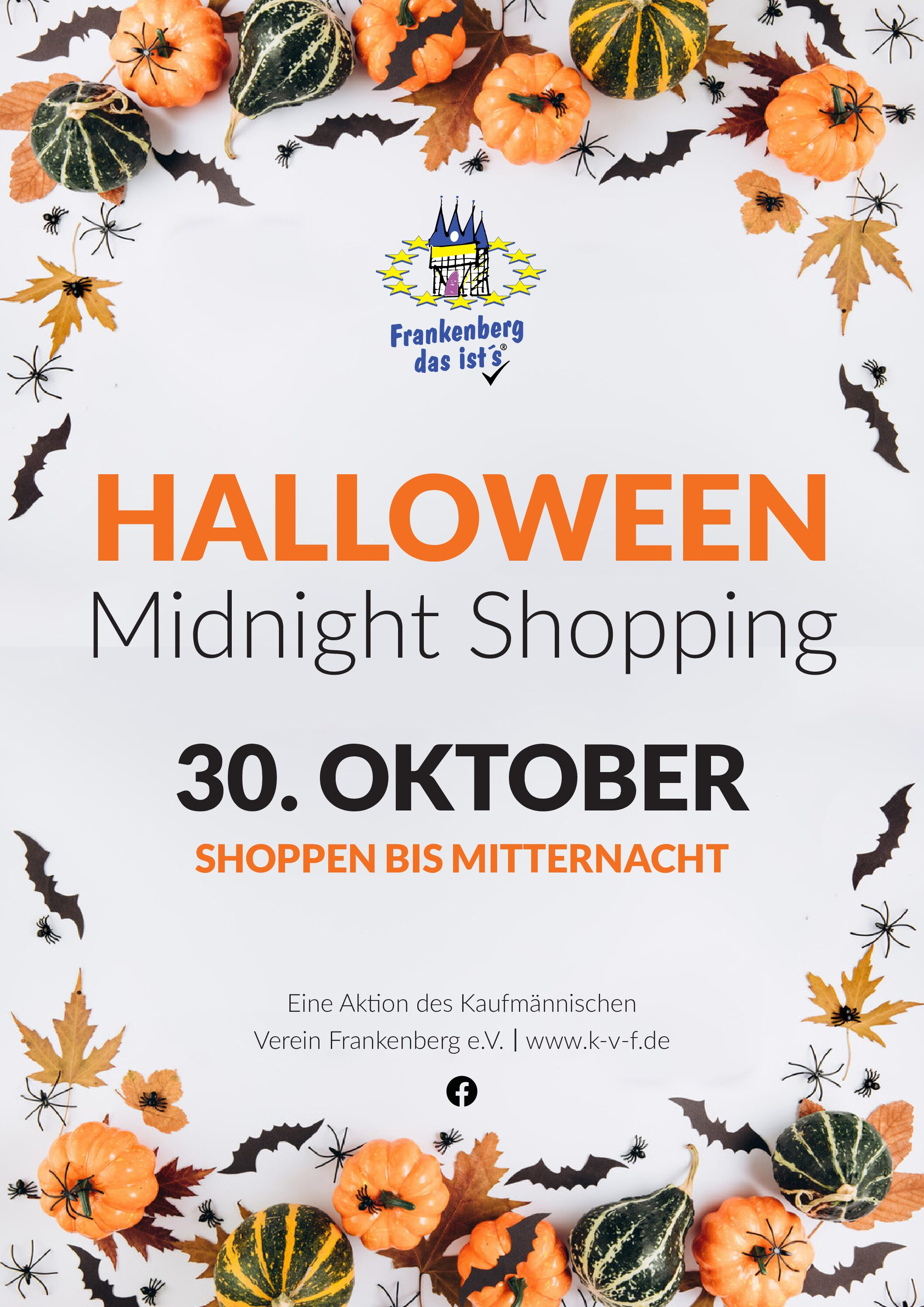 Halloween Midnight-Shopping 2021