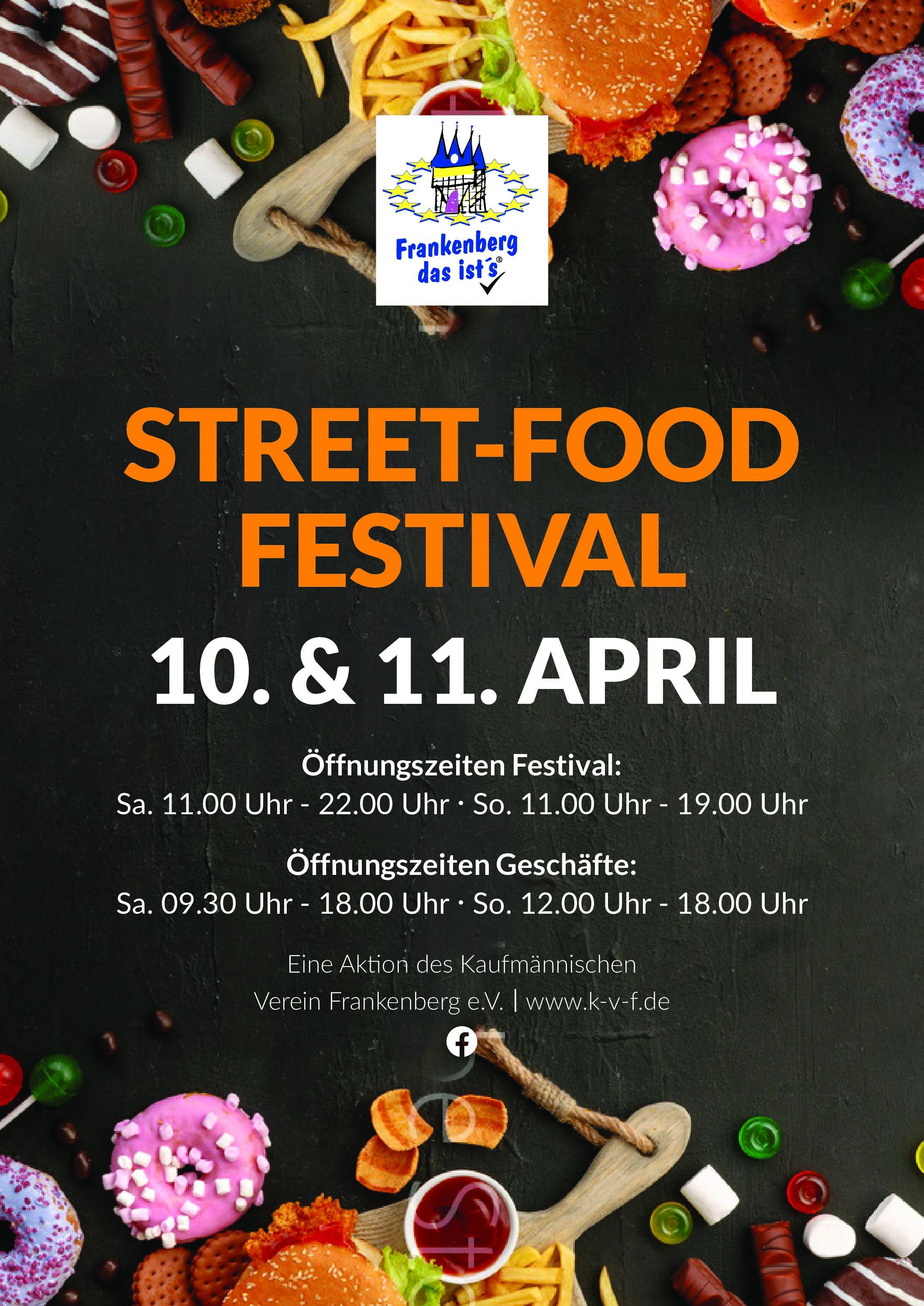 Streetfoodfestival 2021
